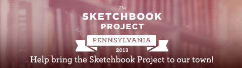 Help bring the sketchbook project to michigan