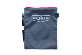 Sketchbook Project Sleeping Bag